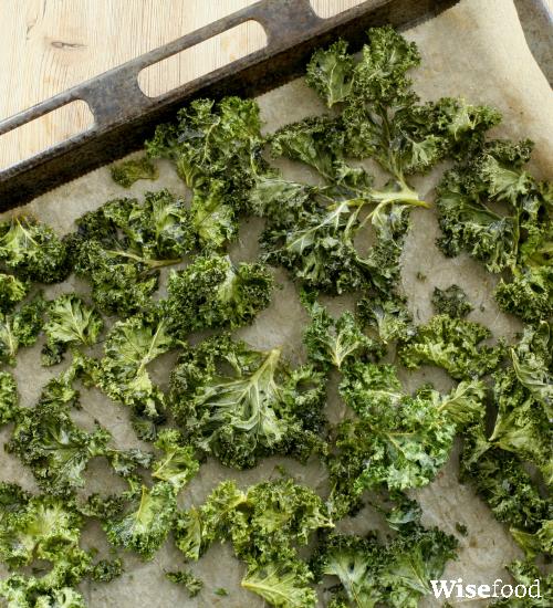 Grønkålschips – verdens sundeste chips?