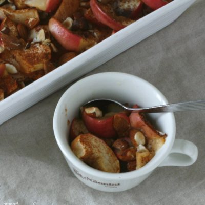Æbledessert – helt enkelt