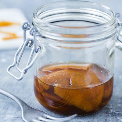 Syltet appelsinskal – til kager og konfekt