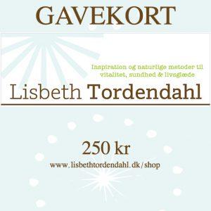 Gavekort-LisbethTordendahl-eksempel