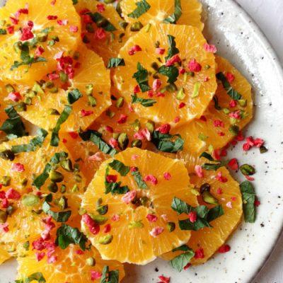 Appelsin desserttip – nemt og enkelt