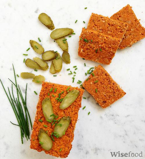 Linsepaté – lækker til både frokost og aftensmad