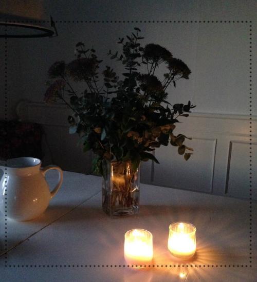 Levende lys og indeklima – hvad er bedst?