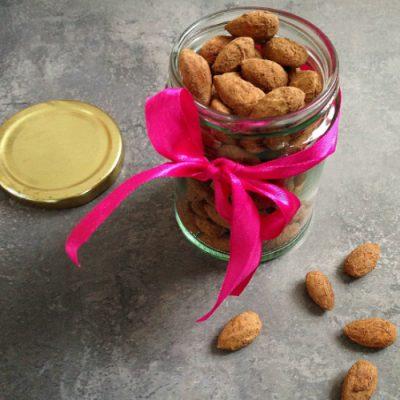 Mandler med lakrids og kanel – lækker sund snack