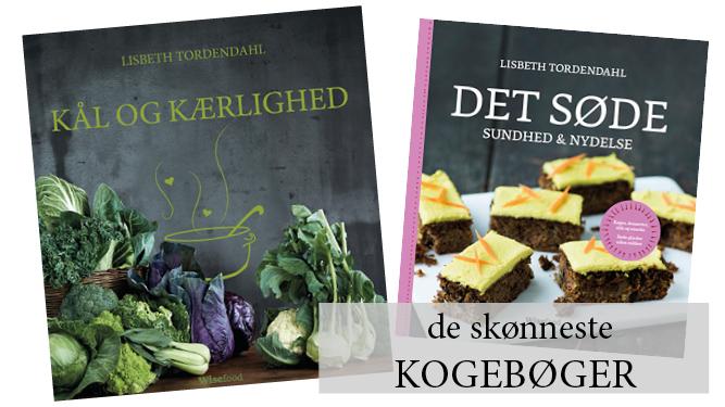Kogebøger Lisbeth Tordendahl