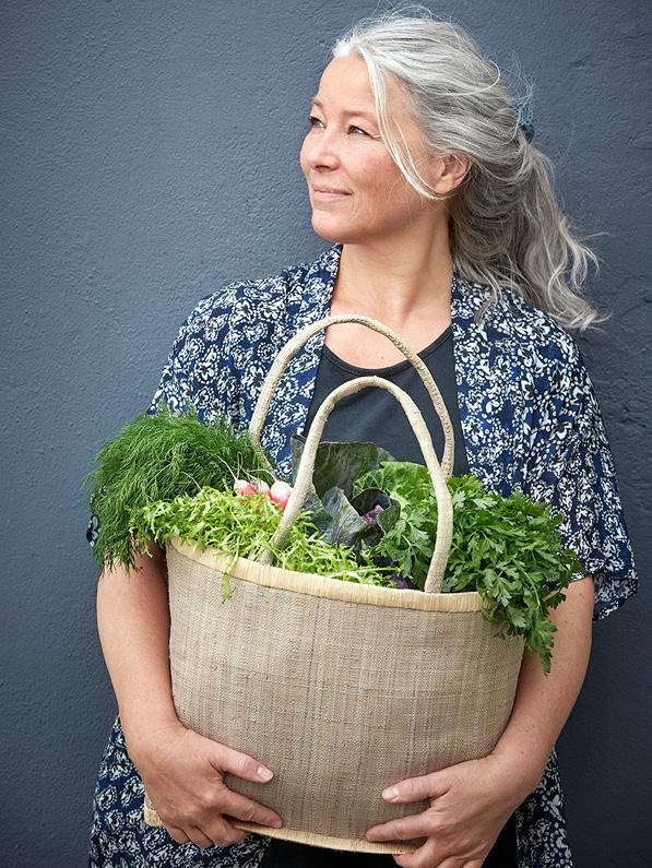 Lisbeth Tordendahl forfatter Grønne proteiner
