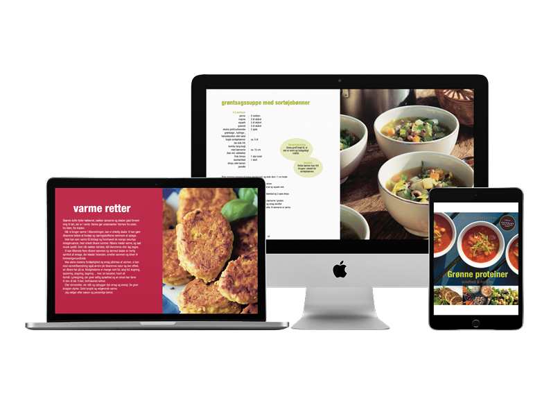 Grønne proteiner e-bog