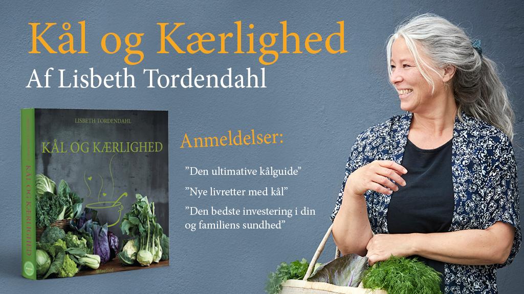 Ny bog af Lisbeth Tordendahl