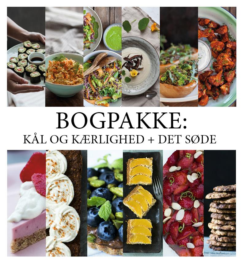 Bogpakke - 2 titler
